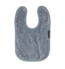 Mum2Mum Standard Bib Grey 6 stuks