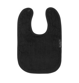 Mum2Mum Standard Bib Black 6 pieces