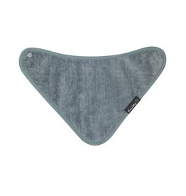 Mum2Mum Bandana Bib Grey 6 pieces