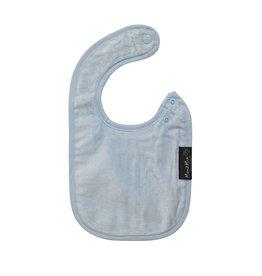 Mum2Mum Infant Bib Baby Blue 6 stuks