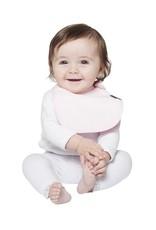 Mum2Mum Mum2Mum Infant Bib Baby Pink 6 pieces