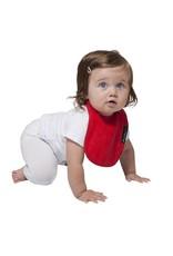 Mum2Mum Mum2Mum Infant Bib Red