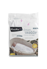 Mum2Mum Mum2Mum Dream Swaddle Small Pink Cross