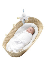 Mum2Mum Mum2Mum Dream Swaddle Large White
