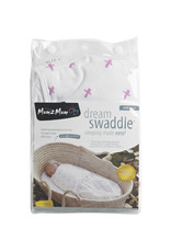 Mum2Mum Mum2Mum Dream Swaddle Large Pink Cross