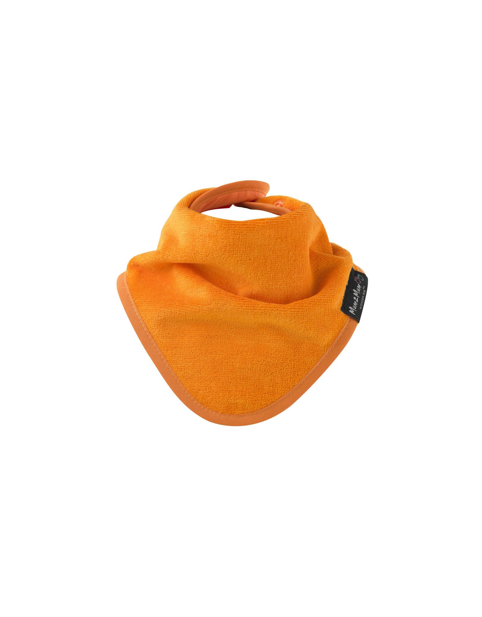 Mum2Mum Mum2Mum Bandana Bib Orange 6 pieces