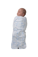 Mum2Mum Mum2Mum Summer Dream Swaddle Small Blue