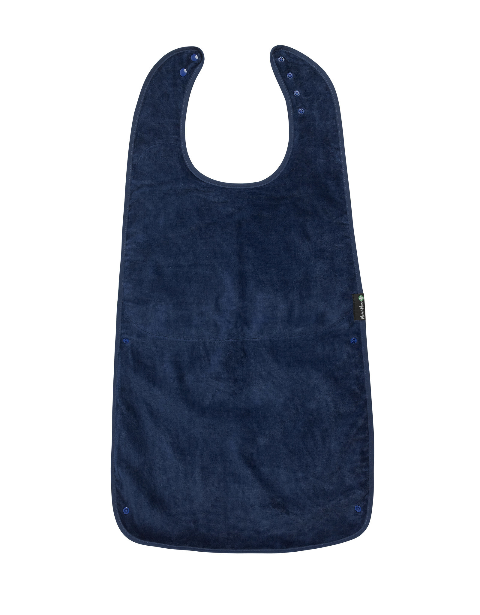 Mum2Mum Mum2Mum Plus Range Supersized Feeding Apron Navy