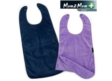 Mum2Mum Plus Range Supersized Feeding Apron