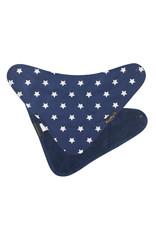 Mum2Mum Mum2Mum Fashion Bib Navy Stars Navy