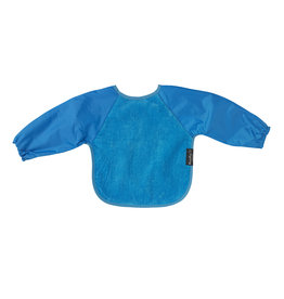 Mum2Mum Sleeved Bib Large Teal