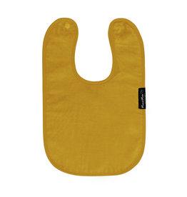 Mum2Mum Standard Bib  Mustard 6 stuks