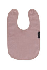 Mum2Mum Mum2Mum Standard Bib Dusty Pink 6 stuks