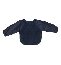 Mum2Mum Sleeved Bib Large Navy