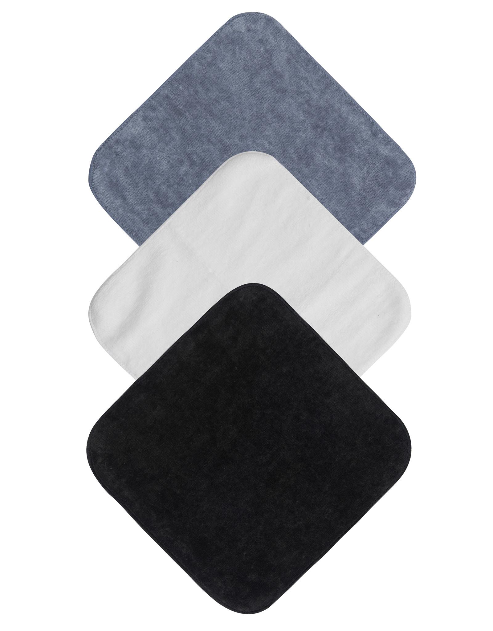 Mum2Mum Face Washers  Marble 6 stuks in een verpakking