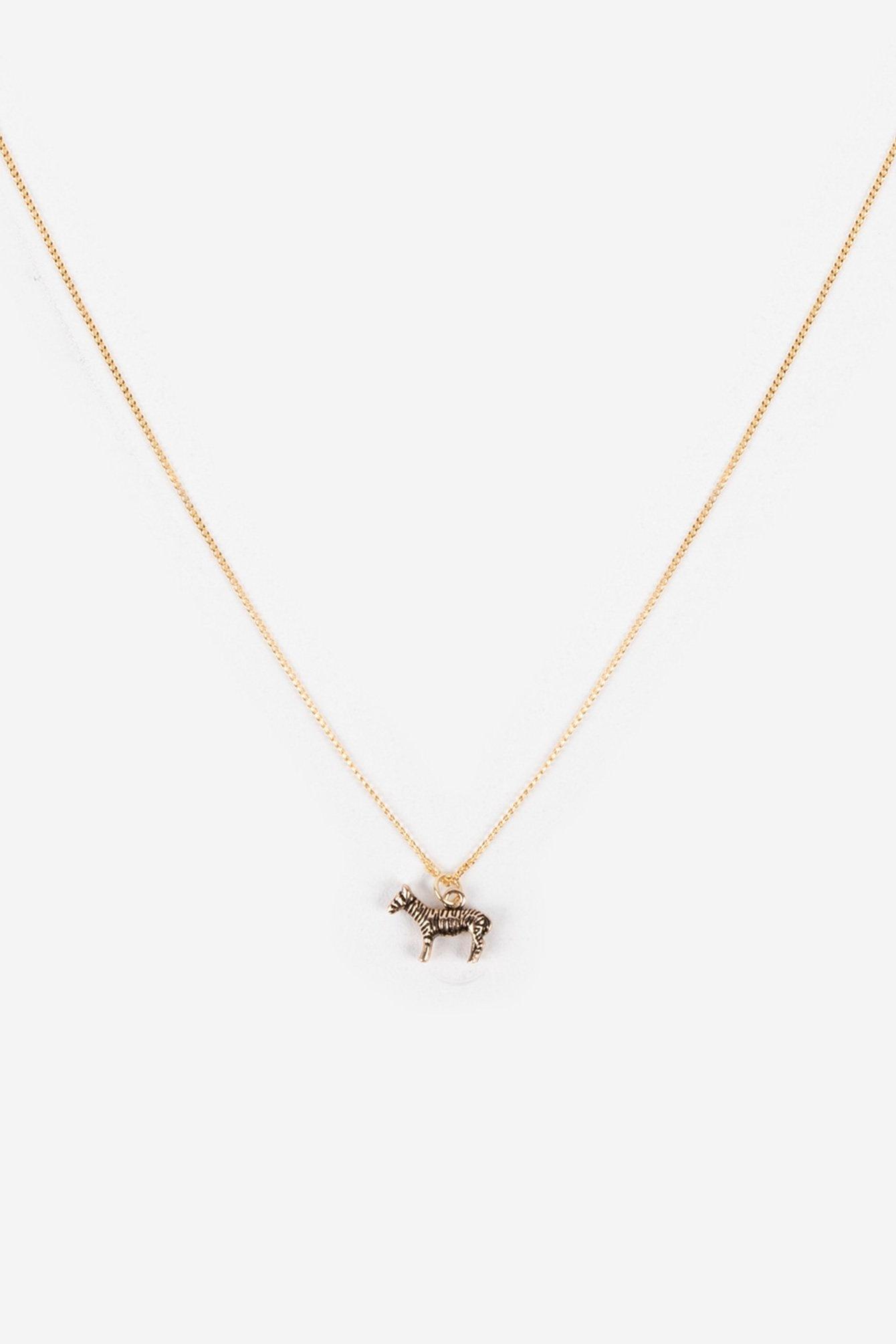 Animal chain gold