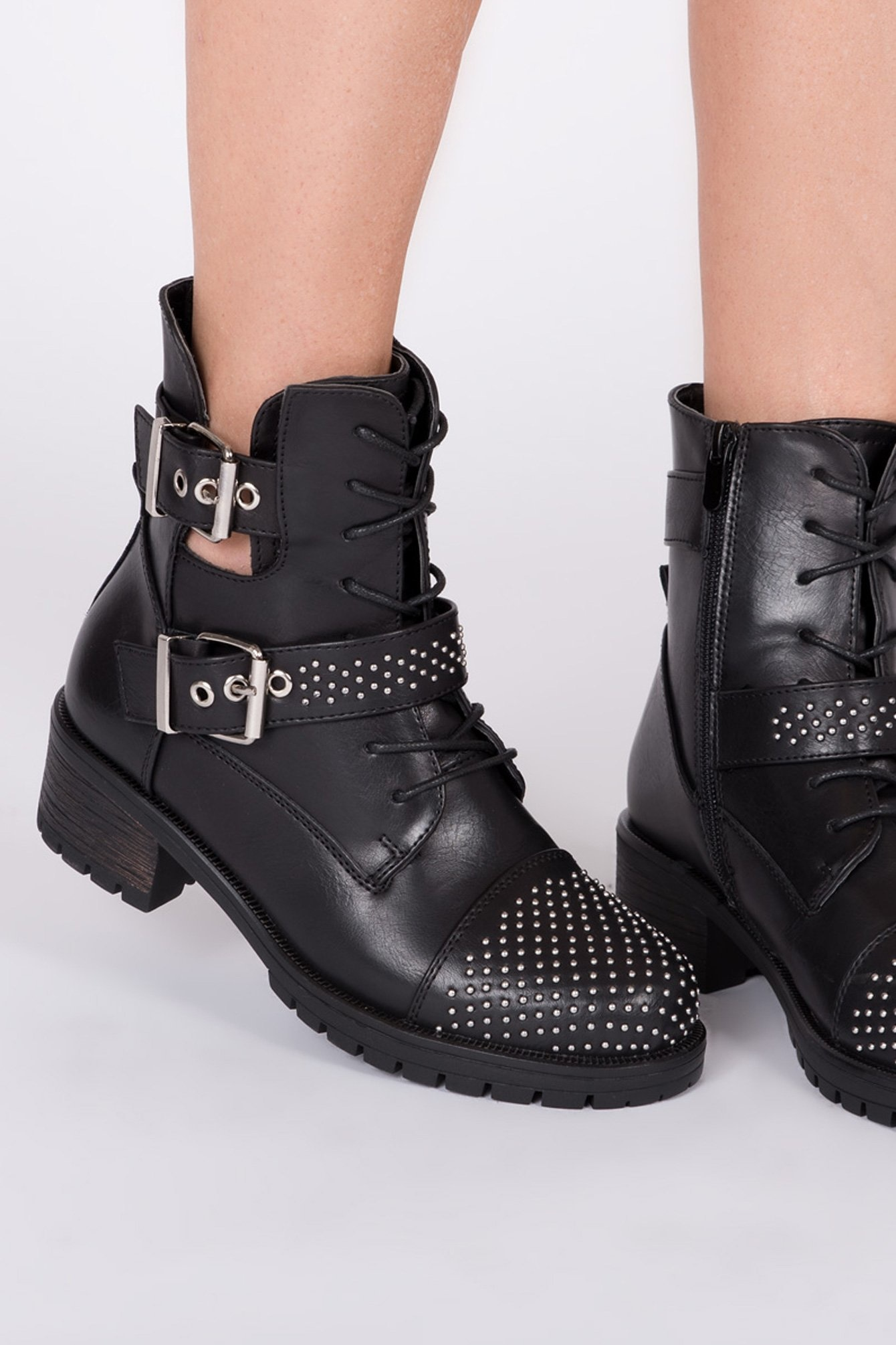 Hip and trendy boot