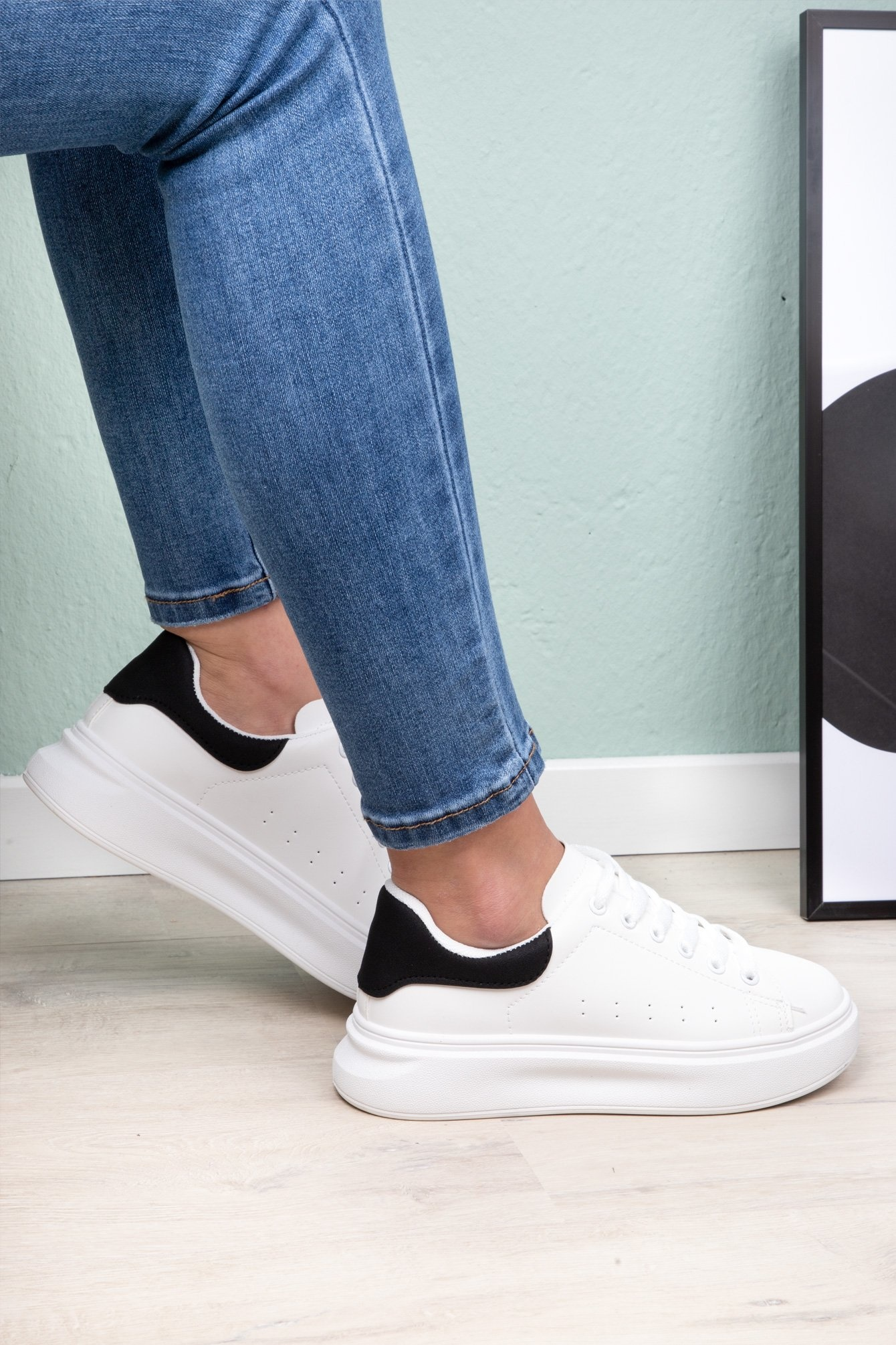 Sneaker Chloe black