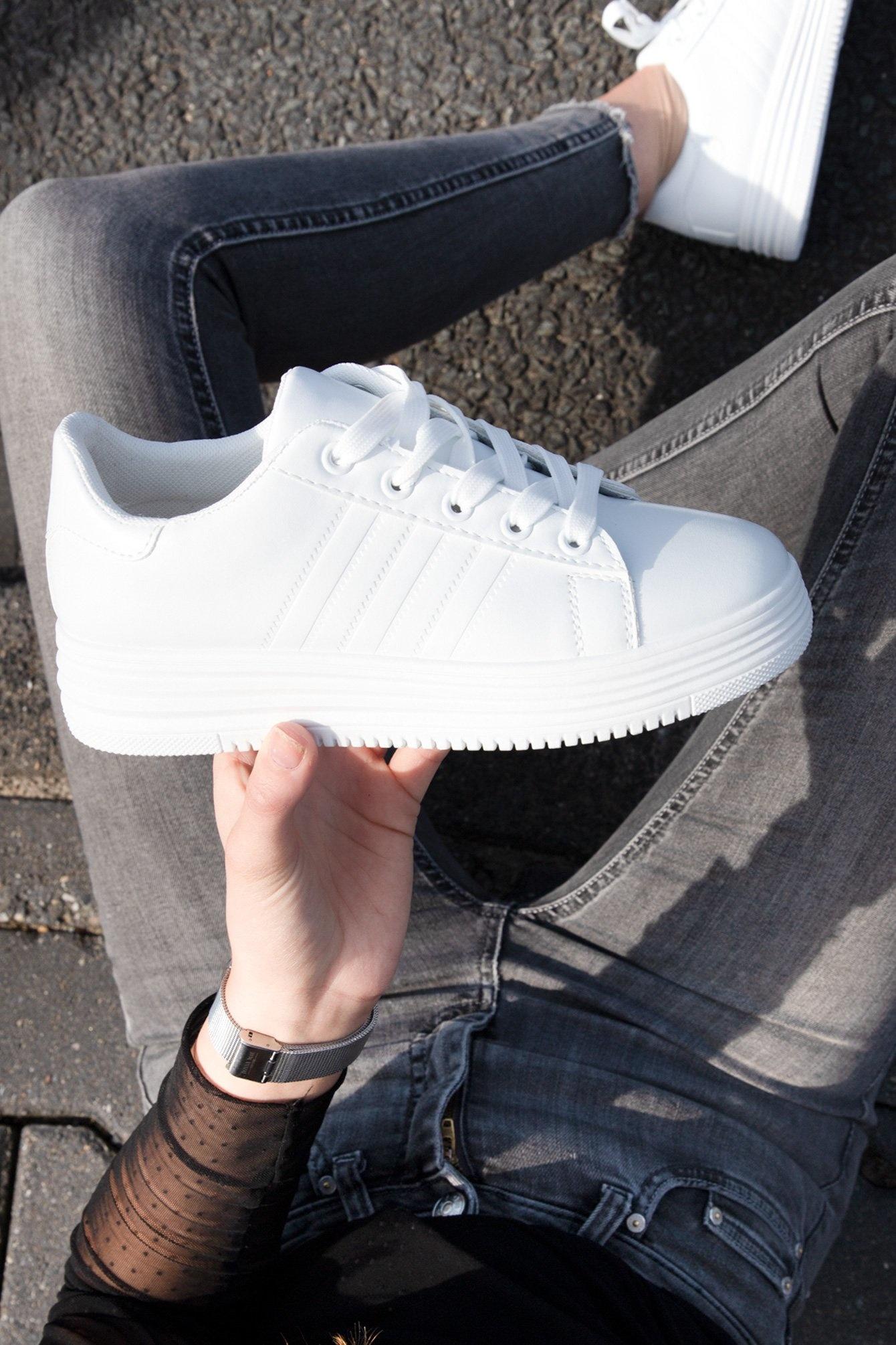 Sneaker Dalina wit