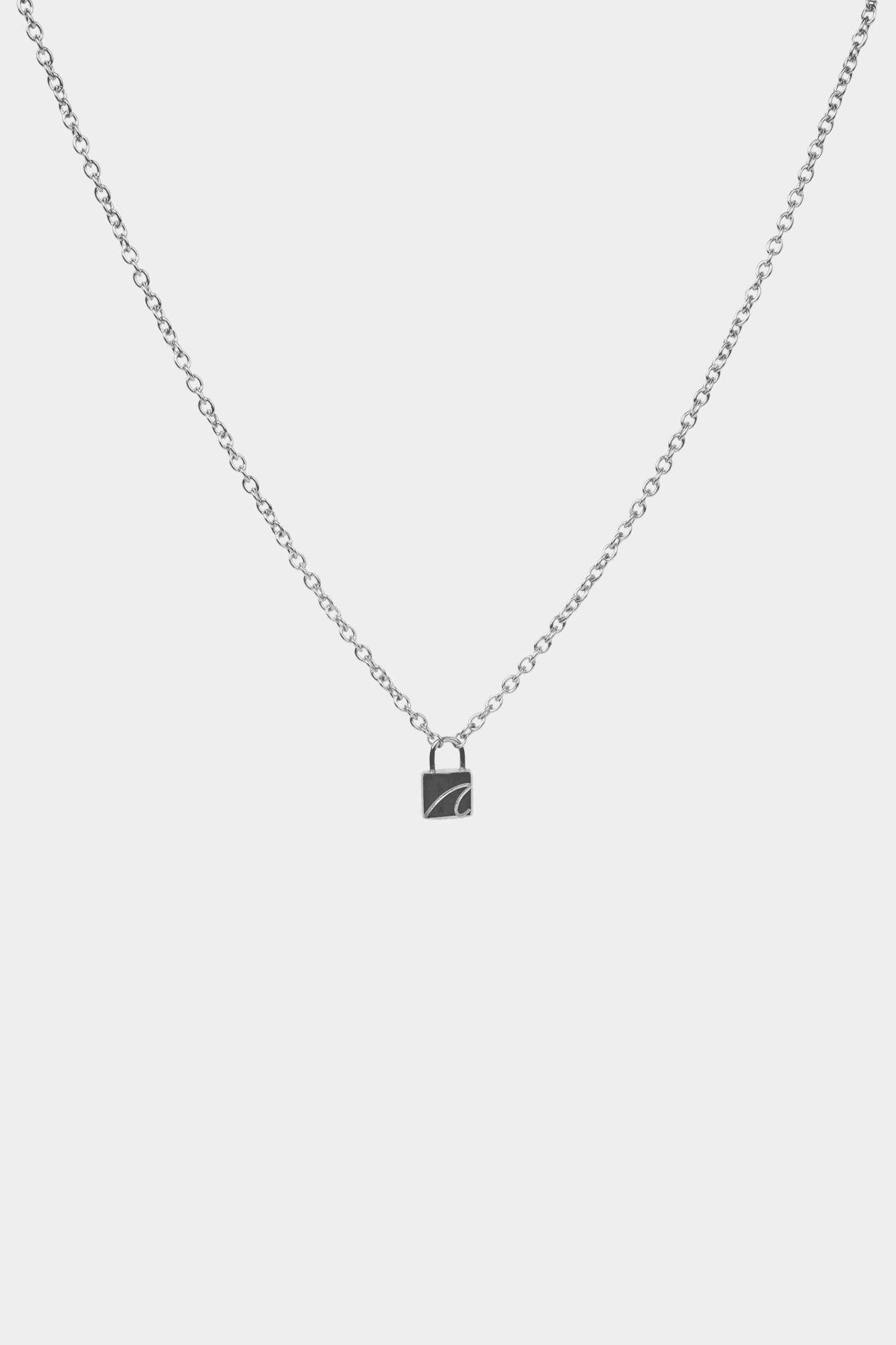 Slot chain silver