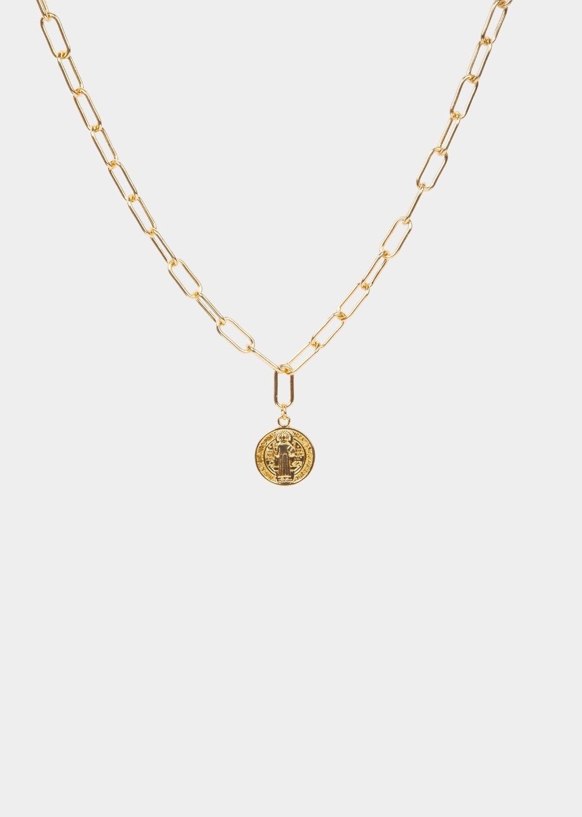 Chain coin gold