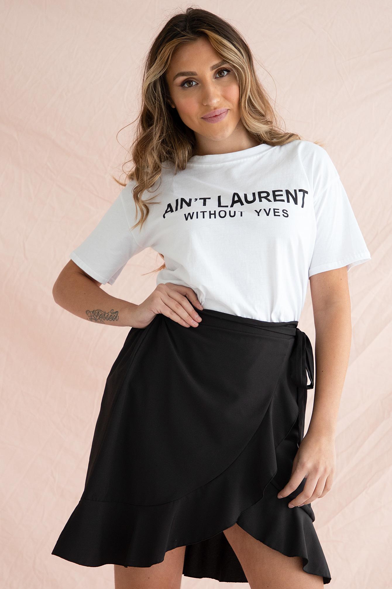 Ain't laurent white