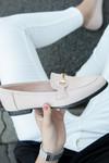 Beige loafer