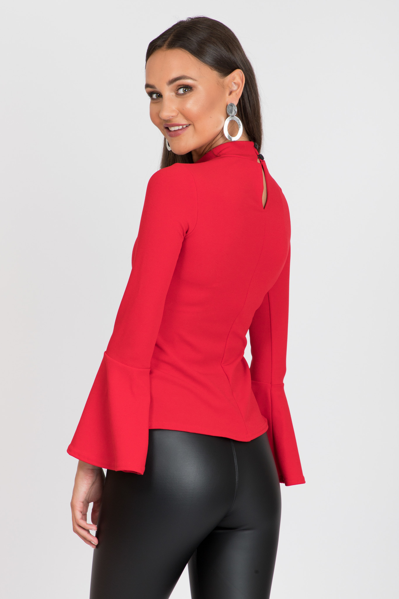 Top with no stress red