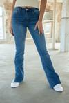 Denim flare jeans Carola