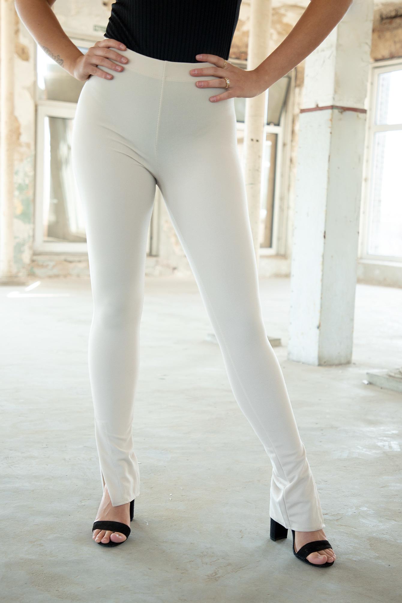 Broek Angel beige