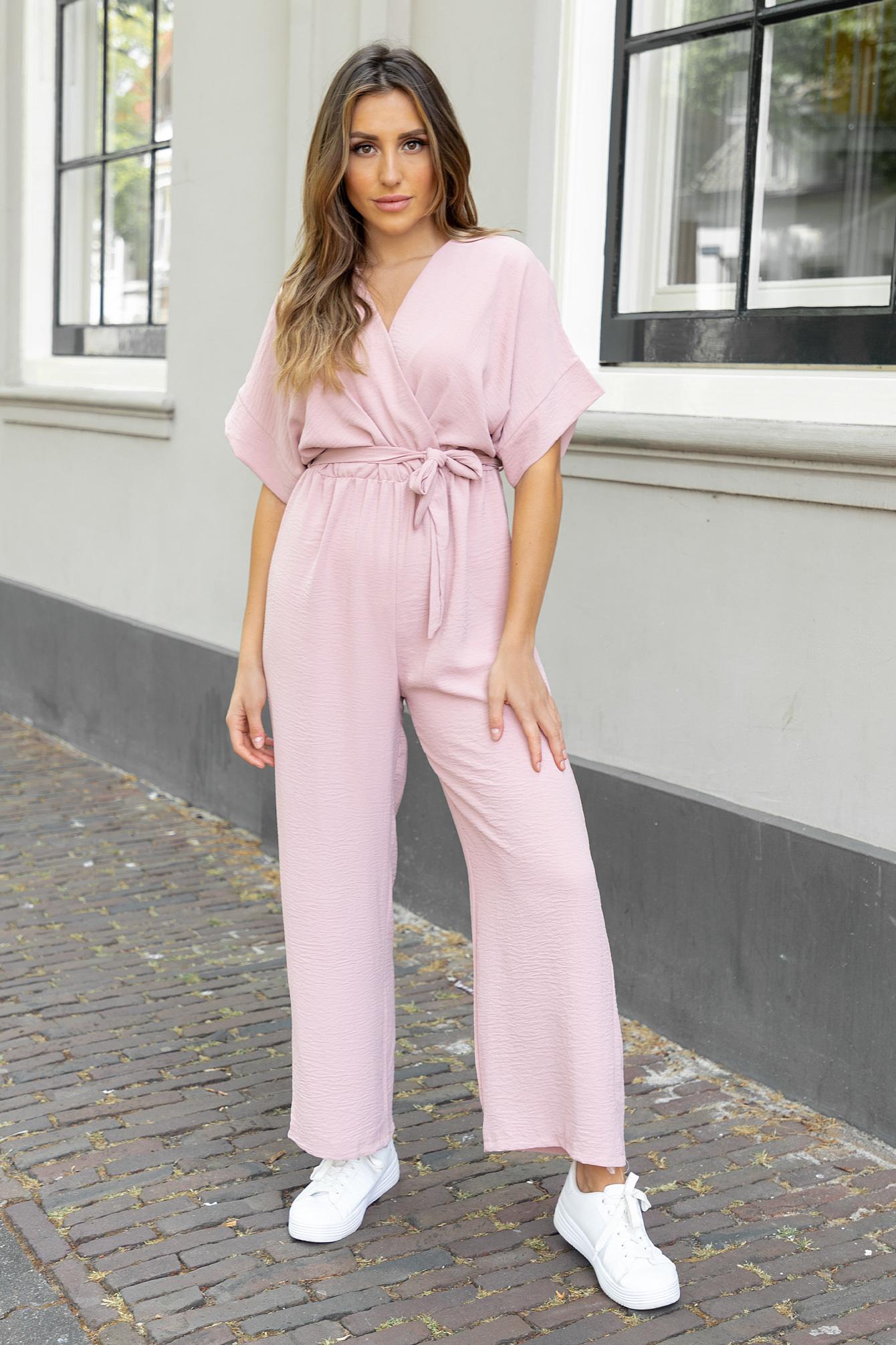 Jumpsuit Maddie pink