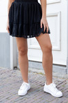 Summer days skirt black