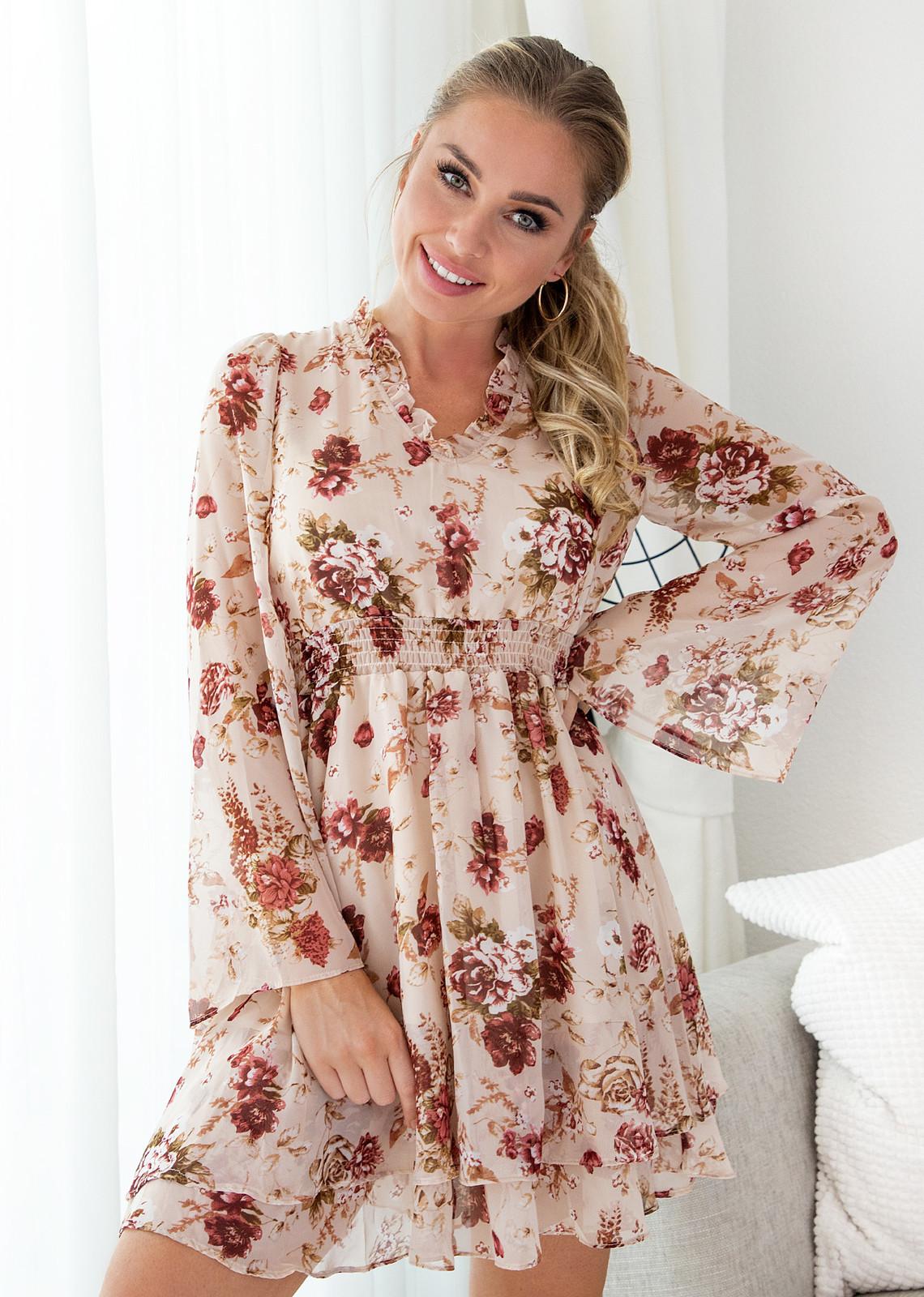 Flower dress Arline