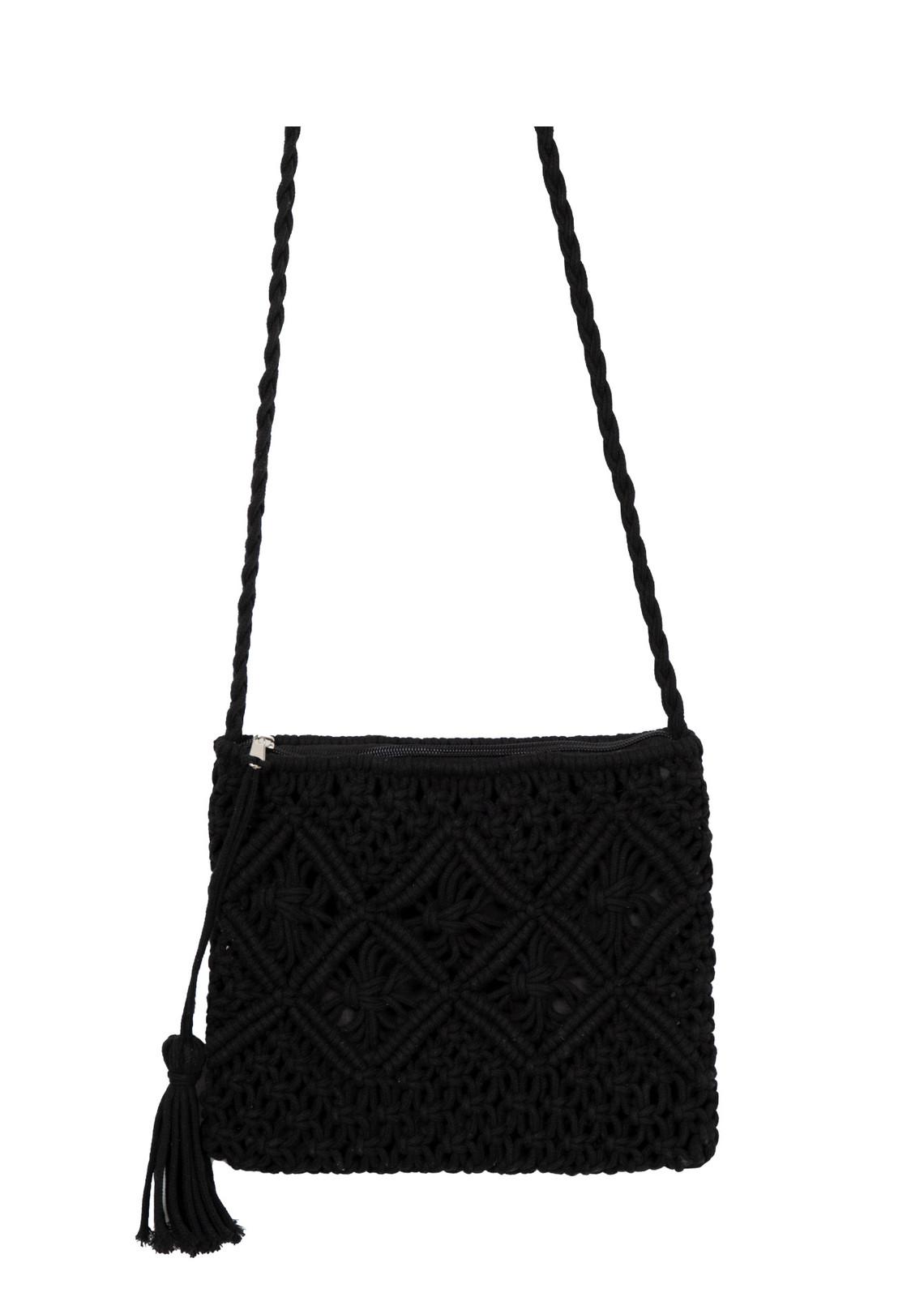 Ibiza bag black