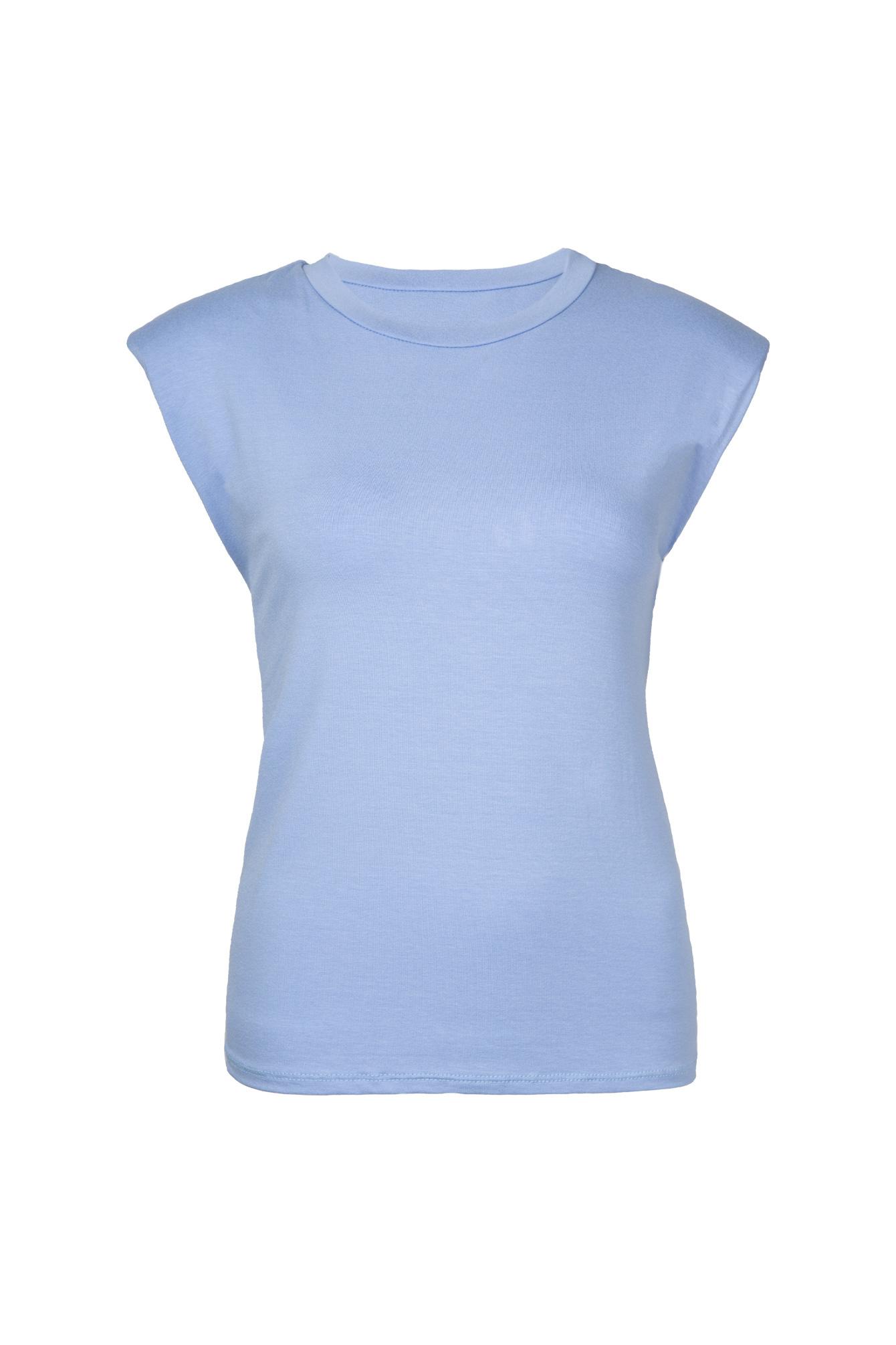 Basic shirt lauren blue