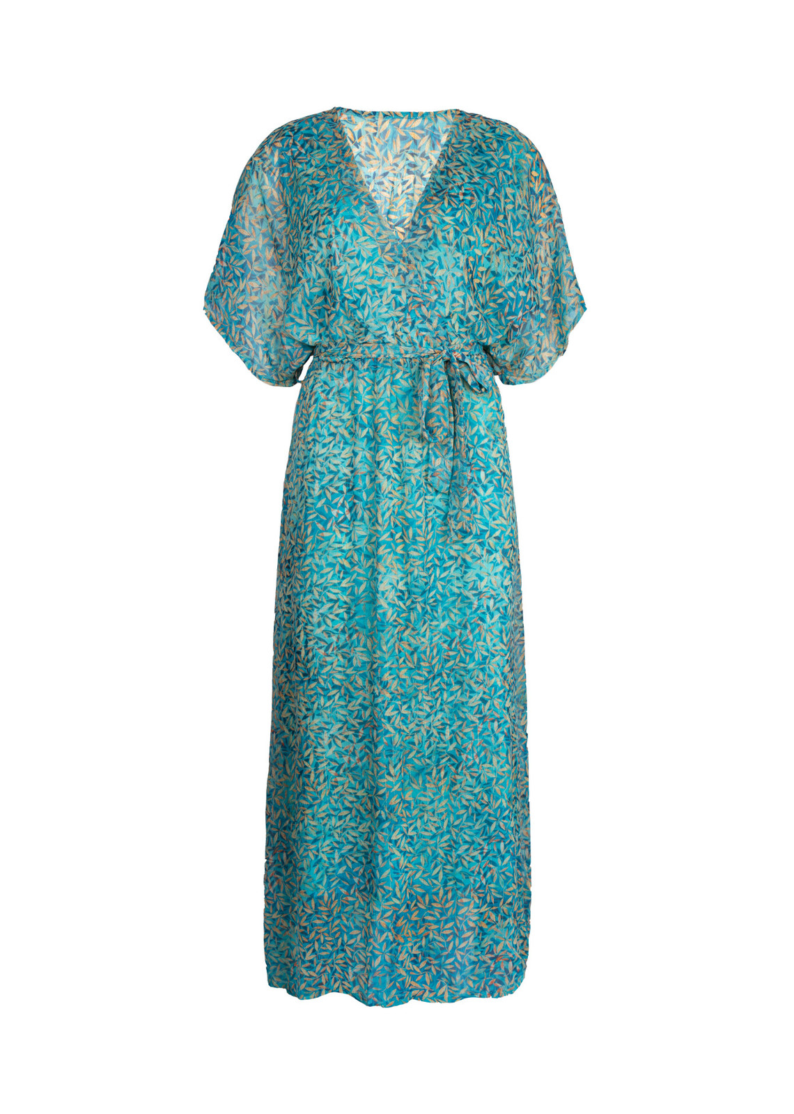 Long dress Madeline blue