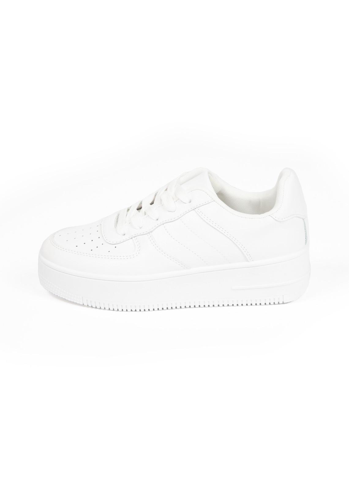 Sneaker Auria wit