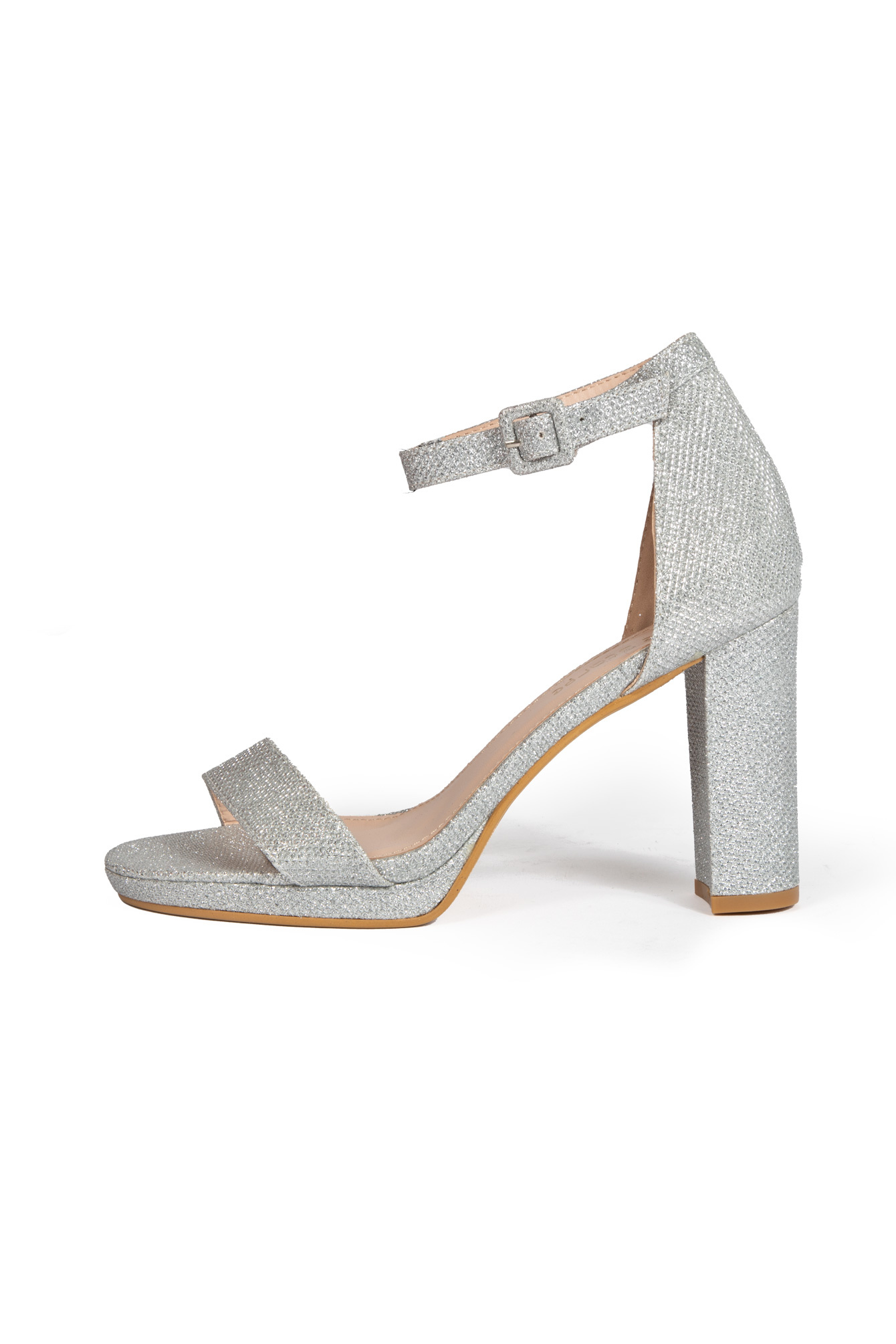 Pumps Joanne zilver