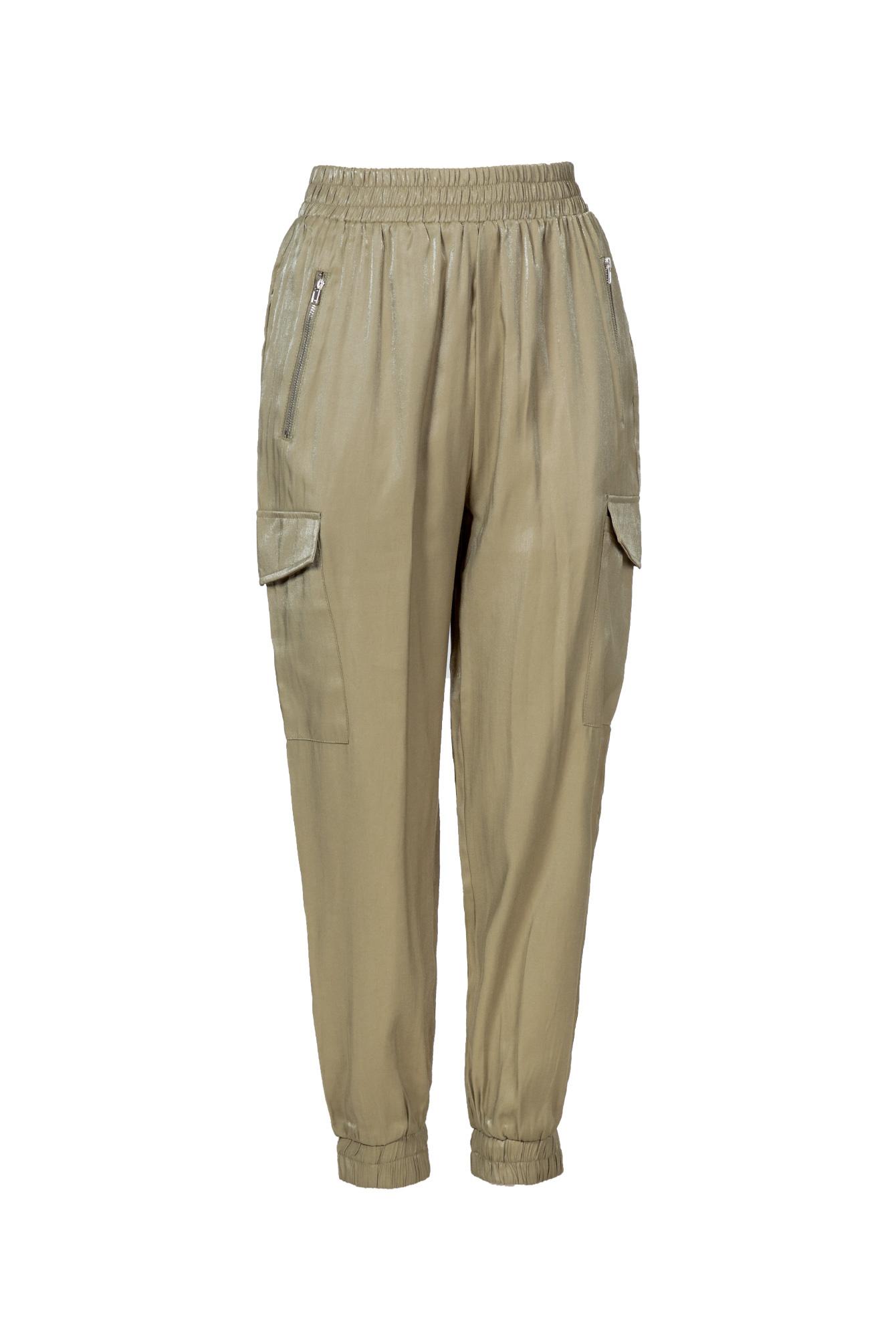 Cargo broek Sienna kaki