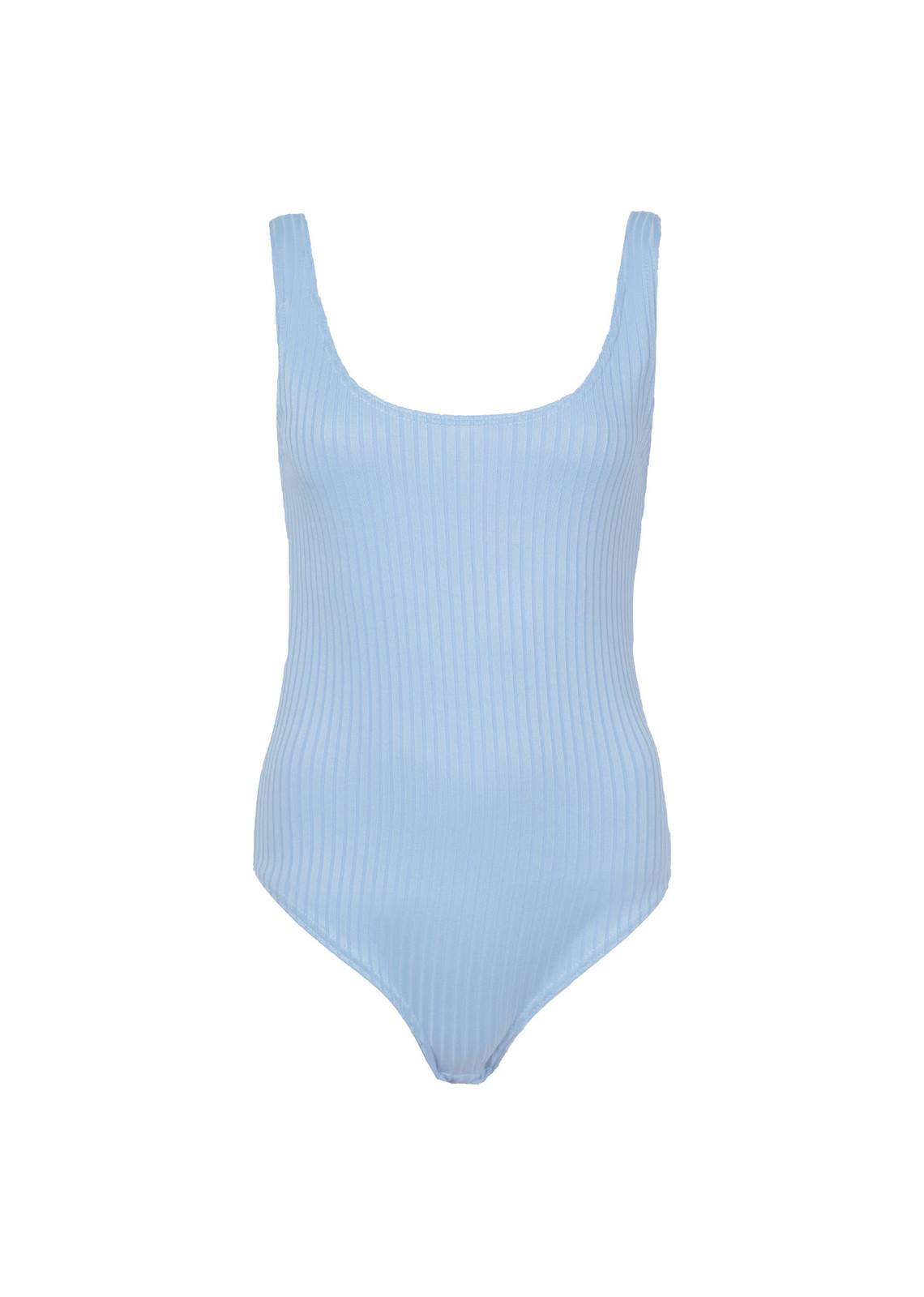 Bodytop rib Gilana blue