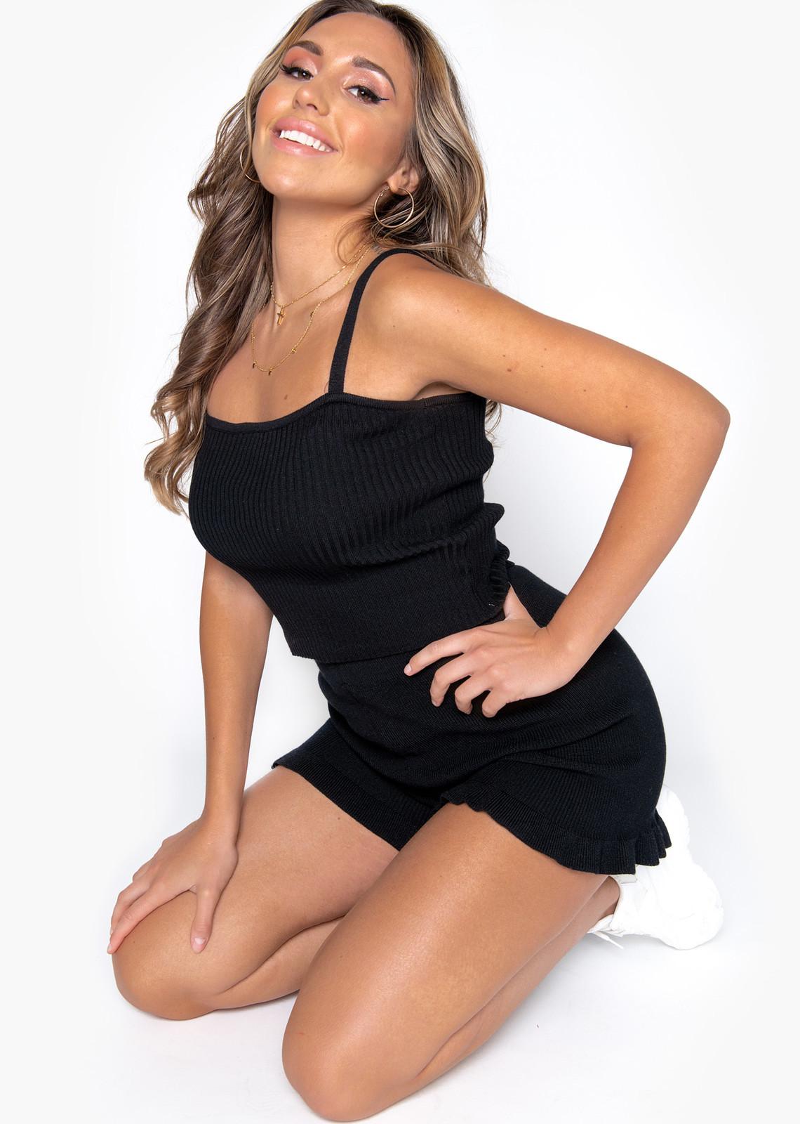 Melina set black