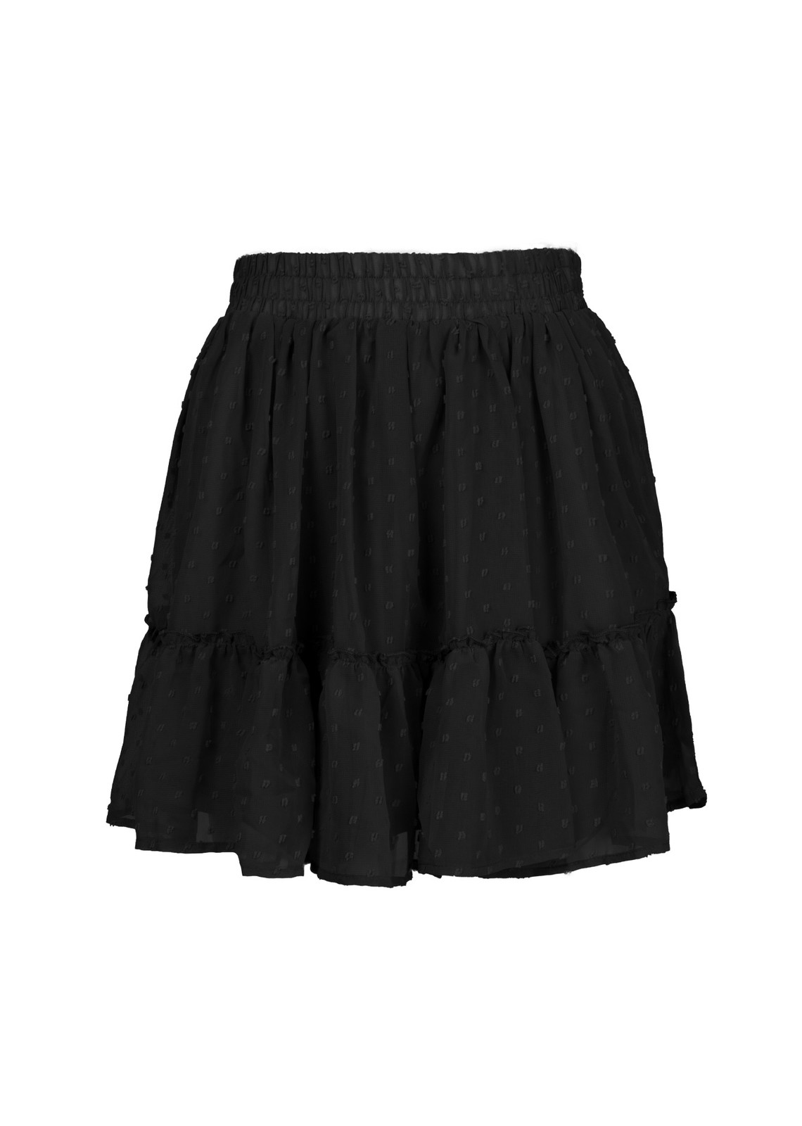 Summer days skirt black