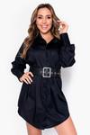 Blouse dress Mya black