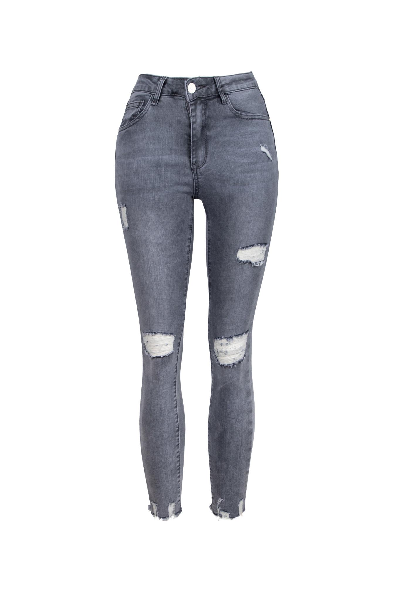 Skinny jeans Tifanny grey