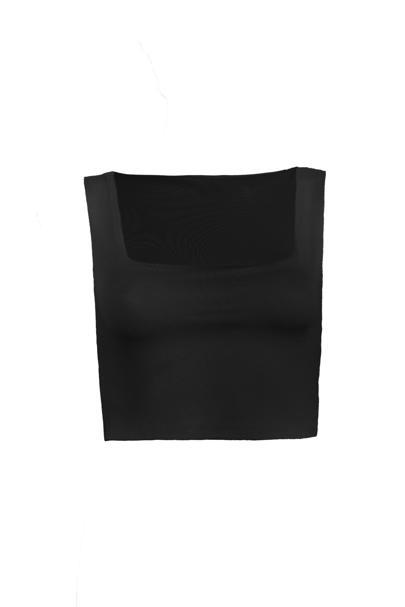 Basic top Silva black