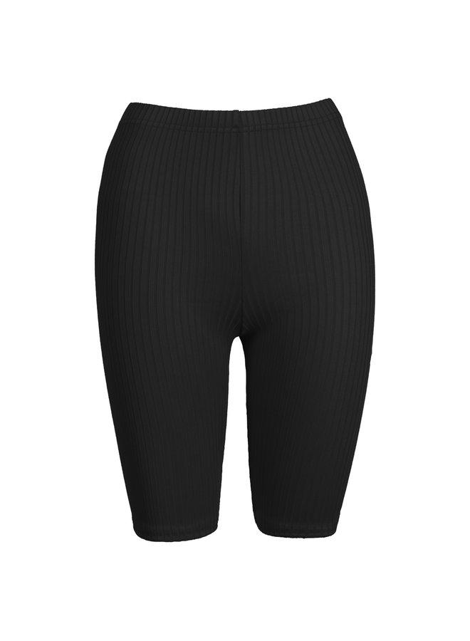 Biker short black