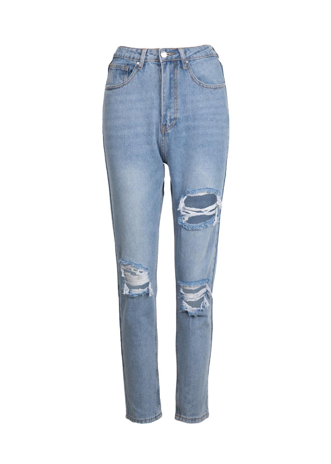 Cut out jeans Brianna