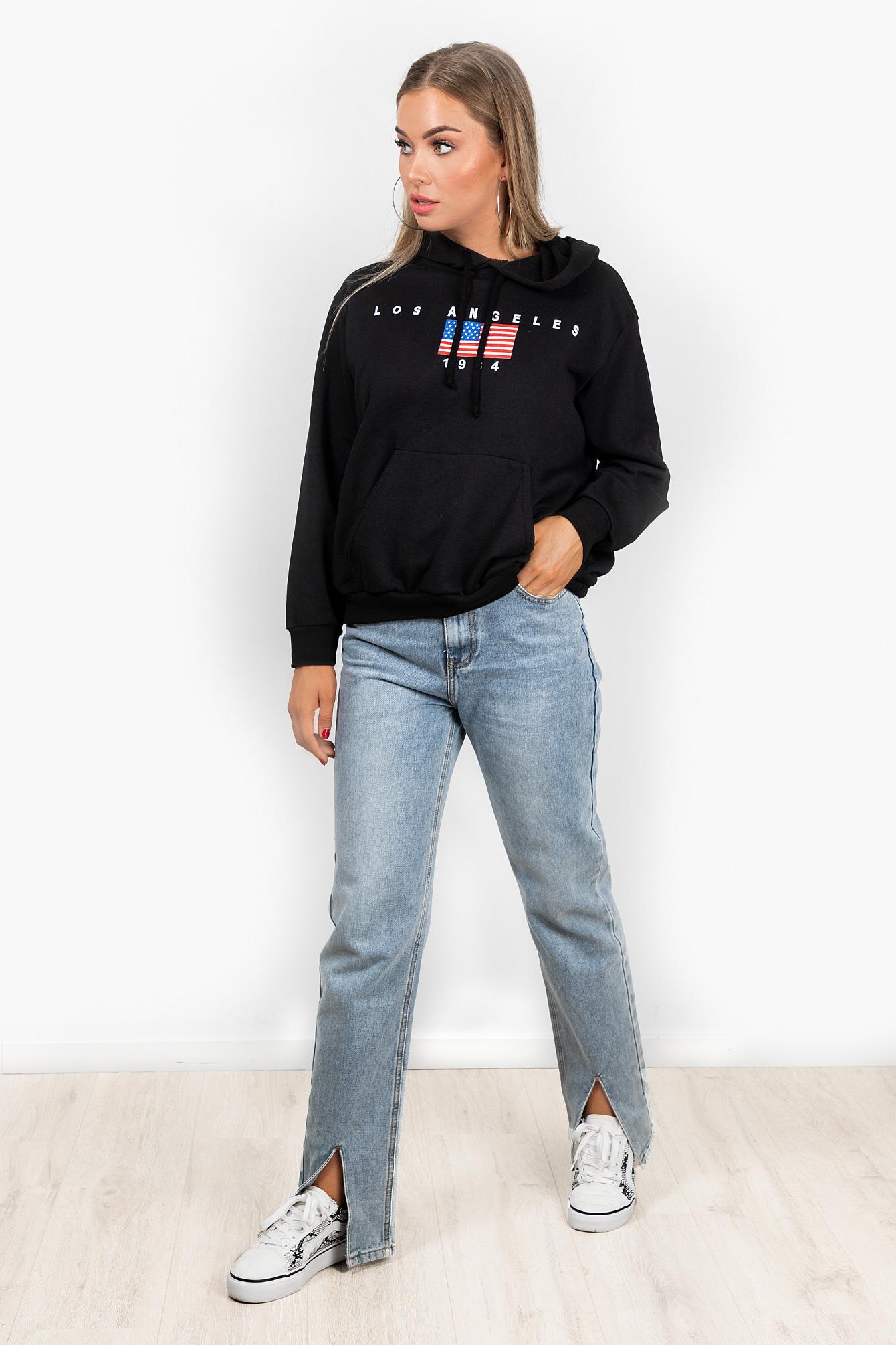 Denim jeans split Molly