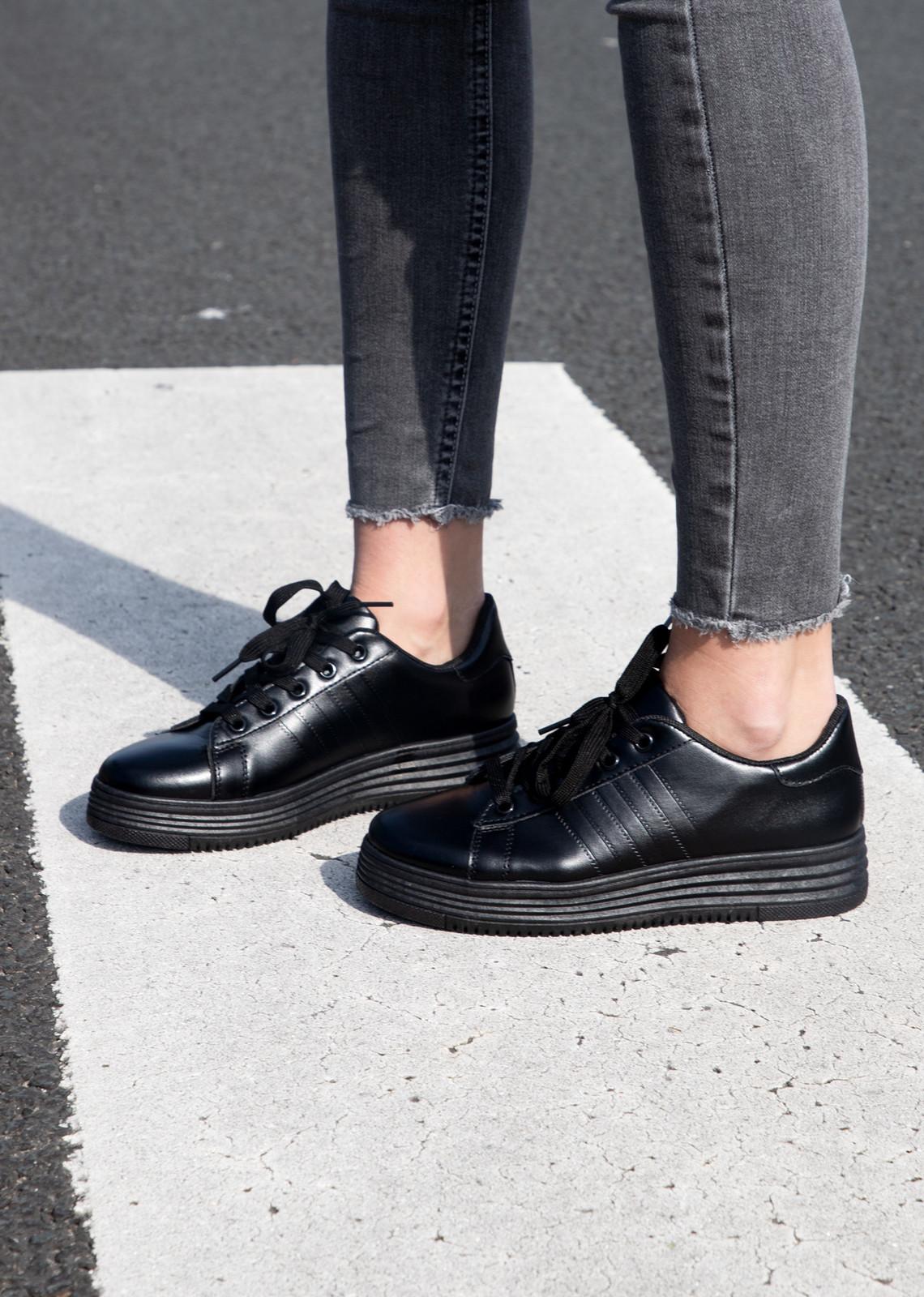 Sneaker Dalina zwart