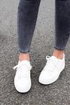 Sneaker snake Meggy wit